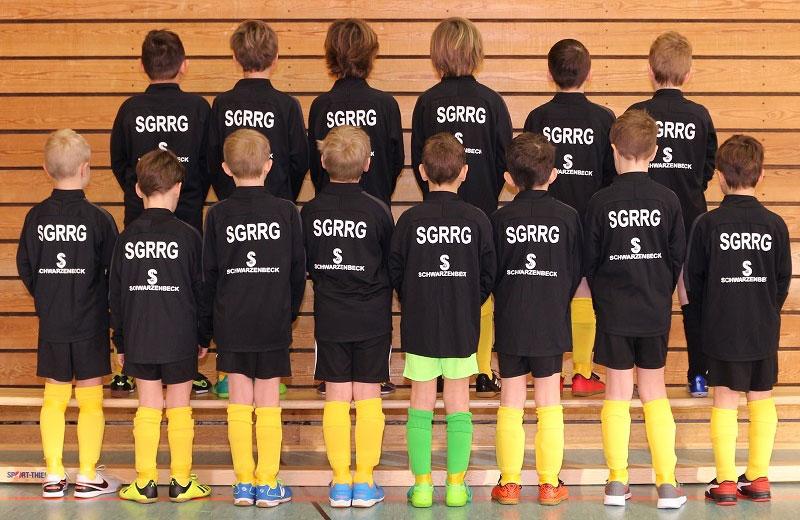 Fußball F-Jugend Gars a. Inn