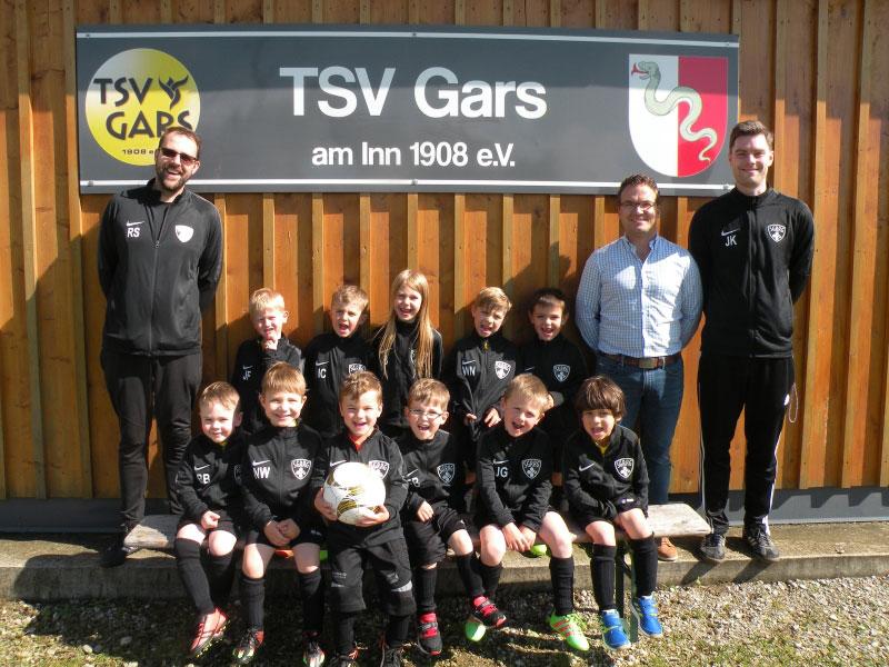 Fußball G-Jugend Gars a. Inn